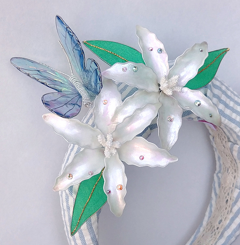 lilybutterflyheadband5